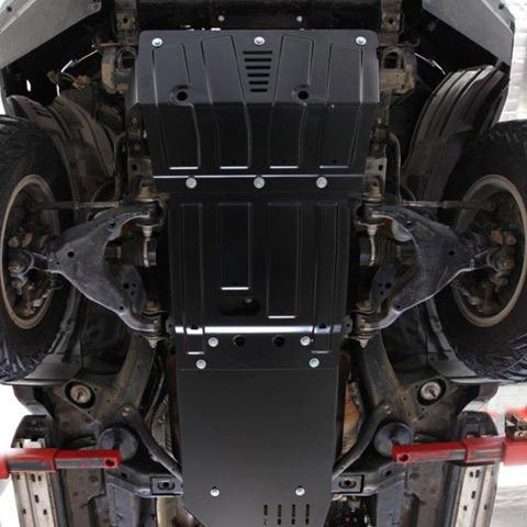 4WD Underbody Plates