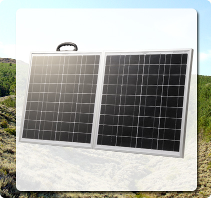80W Solar Kit