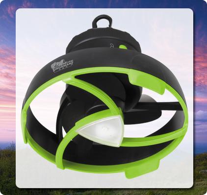 LED Tent Fan